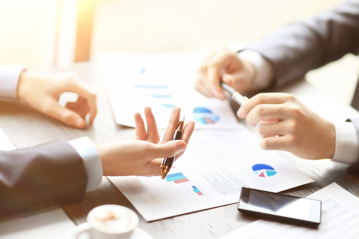 経理改善のコンサルティング業務